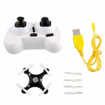 Mini Dron Quadrocopter CHEERSON CX-10A widok zestawu