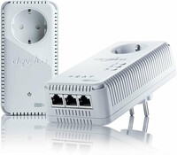 Adapter sieciowy PLC Devolo dLAN 500 AV Wireless+