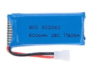 Akumulator Super Fly 3.7V 500mAh 25C 802042