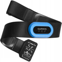 Czujnik monitor tętna Garmin HRM-TRI do triathlonu