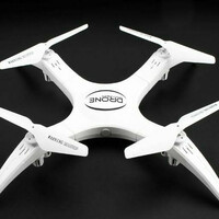 Dron IFLYING 2.4GHz 6-Axis Gryo FPV RC Quadcopter HD Wi-Fi
