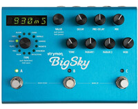 Efekt pogłosów Strymon Big Sky Hall Reverbs