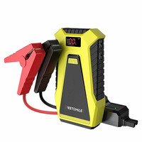 Jump Starter Booster PowerBank rozruch Vetomile S400L 12000mAh 500A