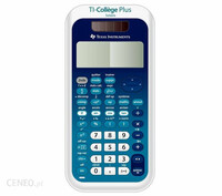 Kalkulator naukowy Texas Instruments TI-College Plus