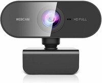 Kamera internetowa ZZCP Webcam FHD 1080P