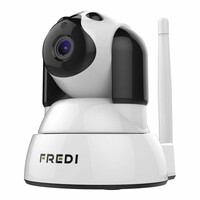 Kamera IP niania monitoring wifi IR 720p HD fredi