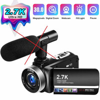 Kamera wideo YinFun YFE-V12M FHD 30MP 18xZoom 2,7K