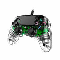 Kontroler Pad przewodowy Nacon Compact Controller Crystal Green