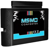Konwerter MS / MD PowerPlay Retro Time Master System do Mega Drive