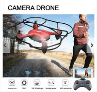 Mini Dron ATOYX AT-96 FPV RC Quadcopter HD Wi-Fi