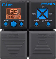 Multi efekt gitarowy procesor Zoom G1on FX