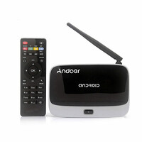 Odtwarzacz multimedialny tuner TV box Andoer CS918T 2GB 32GB Android 4.4