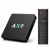 Odtwarzacz multimedialny tuner TV box Tictid AX9 Android 7.1 1GB 8GB