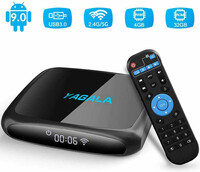 Odtwarzacz multimedialny tuner TV Box Yagala V3 4/32GB