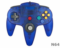 Pad do Nintendo 64 N64 kontroler pad USB PC