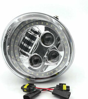 Reflektor Angel Eye LED do Harley Davidson VRSCA V-Rod VRod