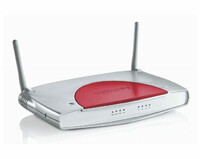 Router Modem WiFi WLAN Philips SNV6520 ADSL