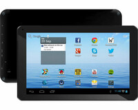 Tablet 7 cali android USB wifi na prezent