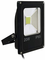 Wodoodporna lampa LED Floodlight 20W ultra slim