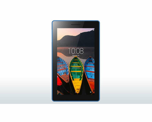 Tablet  7' Lenovo IPS HD 8GB WiFi BT Quad Core 1,3Ghz widok z przodu