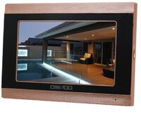 Monitor do wideo domofonu OWSOO SY709 7 cali