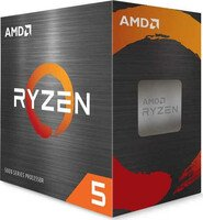 Procesor AMD Ryzen 5 5600X 3.7GHz 32 MB (100-100000065BOX)