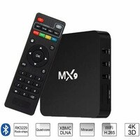 Smart Android TV Box MX9 UHD 4K 2GB 16GB