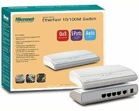 Switch Micronet SP605K HUB Ethernet 10/100MB