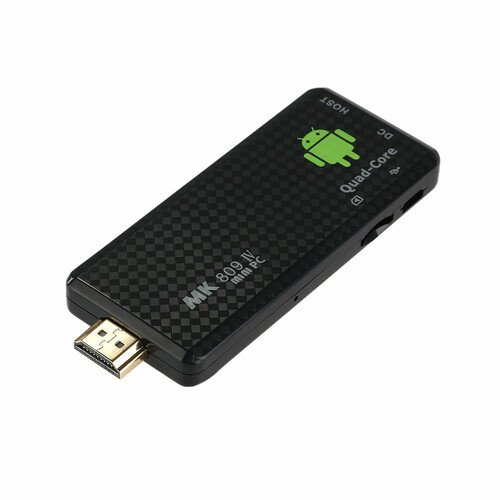 Mini PC TV-BOX Dongle Stick Andoer MK809IV 2G/16G widok od przodu